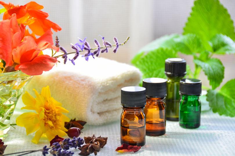 Ätherische Öle - Pflanzliche Heilkraft für Körper, Seele und Geist