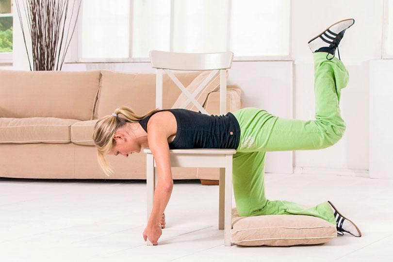 12 Übungen gegen Rückenschmerzen für eine gesunde Wirbelsäule