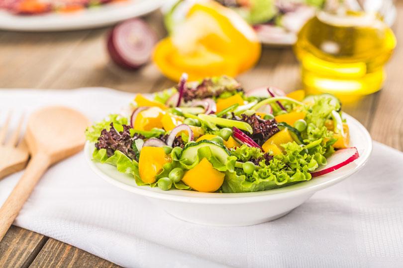 Low-Carb-Diätplan mit gesunden Rezepten für 7 Tage