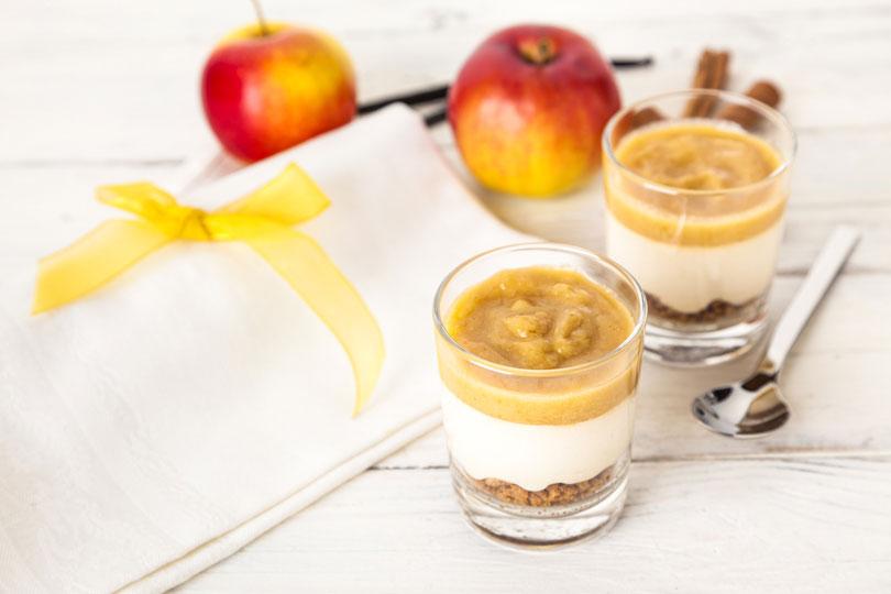 Rezepte für Low-Carb-Kuchen im Glas - gesund schlemmen und genießen