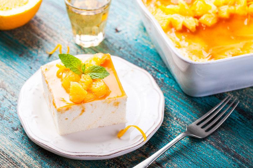 Low-Carb-Rezepte für leichte Kuchen und Torten - genießen ohne Reue