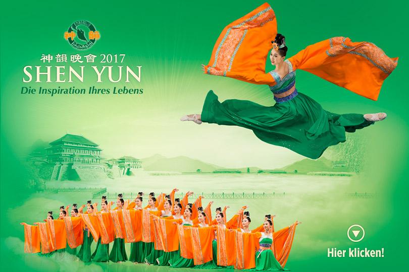 Shen Yun Inspirationen