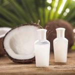 weiter zu - Kokosöl - Wirkung und Anwendung