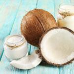 weiter zu - Kokosöl für die Haut