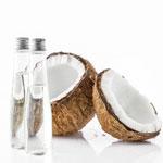 weiter zu - Kokosöl für die Haare