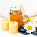 weiter zu - 8 Beauty-Anwendungen für Honig