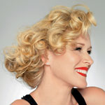 zu Frisuren zum selber machen - Marylin Monroe Look