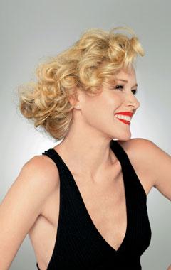 Frisuren zum Nachmachen - Der Marylin Monroe Look