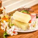 weiter zu - Seife schmelzen - Anleitung & Seifenrezepte