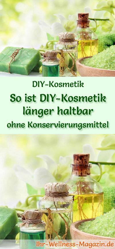 kosmetikartikel zum selbermachen