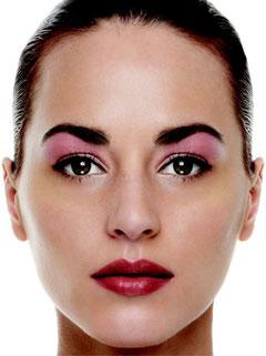 Gesicht schminken - Anleitung von Boris Entrup