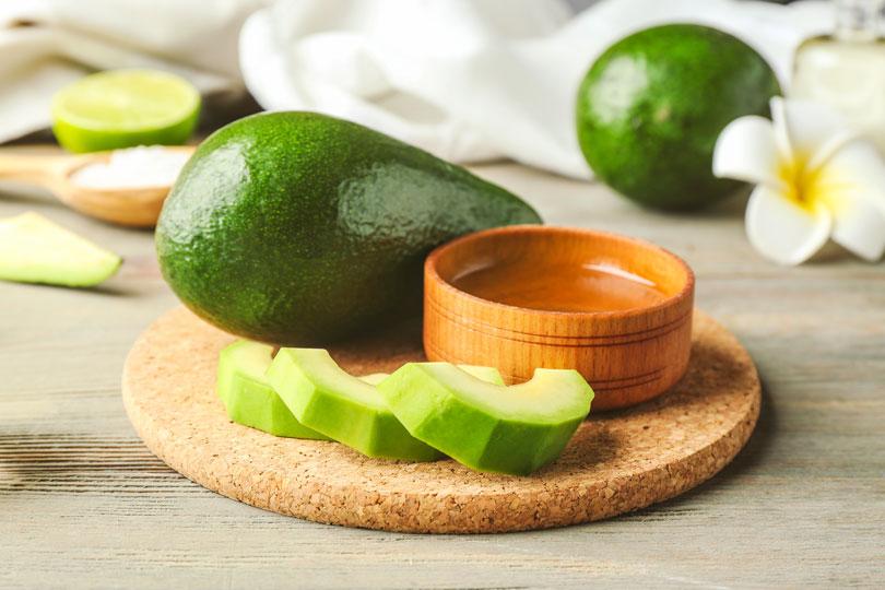 selbstgemachte haarkuren rezept avocado aloe vera