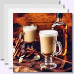 weiter zu - Heiße Getränke mit Alkohol
