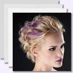 zur Bildergalerie - Blonde kurze Haare