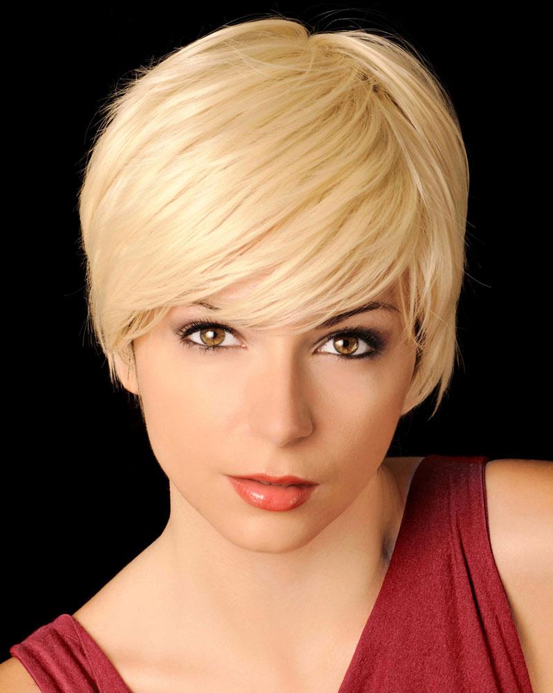 Kurze blonde haare porno