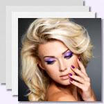 zur Bildergalerie - Blonde lange Haare