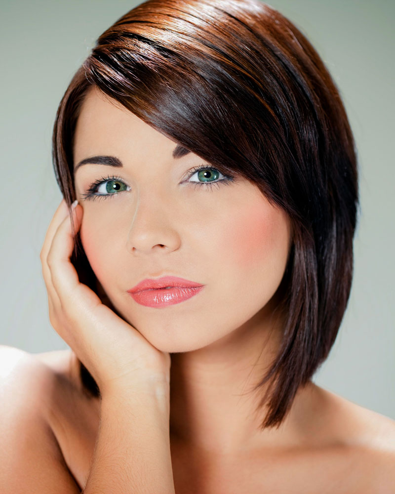 Frisuren kurz oder mittellang