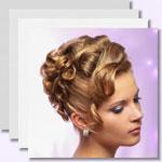 zu den Bildergalerien - Elegante Frisuren
