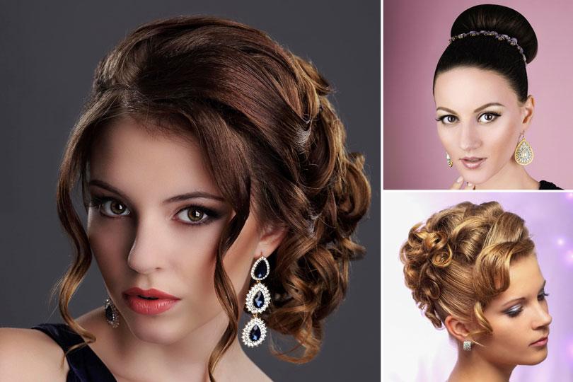 Elegante Frisuren Fur Besondere Anlasse