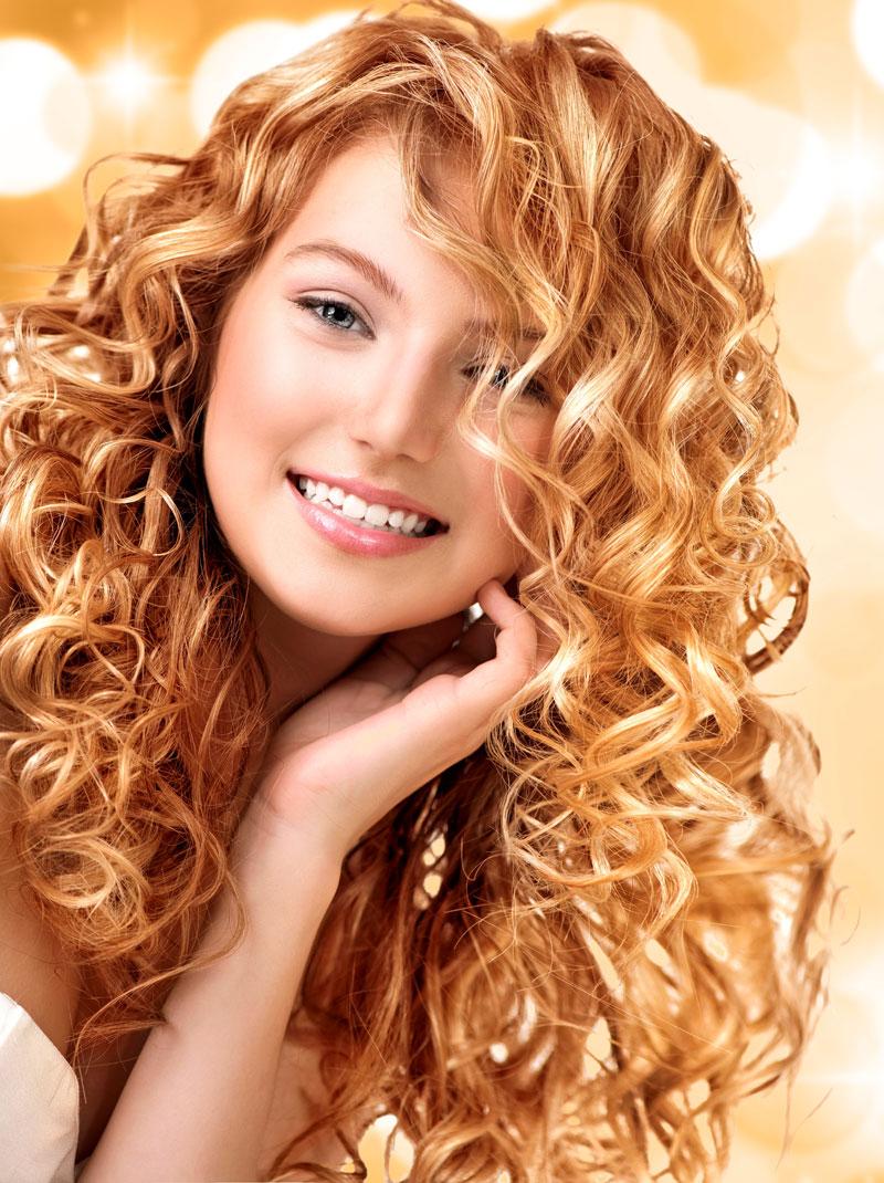 Rote Lockige Haare Rote Haare