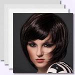 zur Bildergalerie - Kinnlange Frisuren