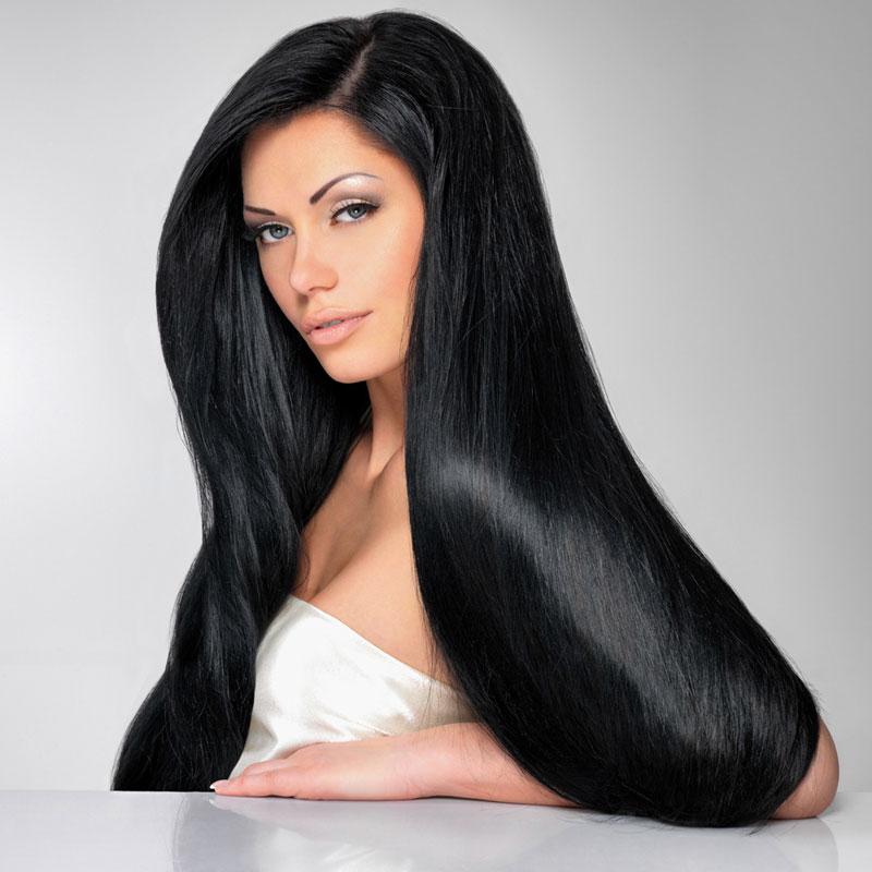 Lange Schwarze Haare Schwarze Haare