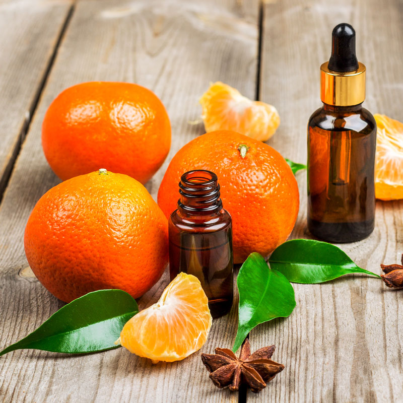 Mandarinenöl - Ätherisches Öl mit Wirkung und Anwendung