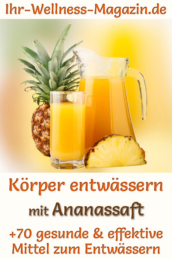 Kochen Sie Ananasschale, um Gewicht zu verlieren