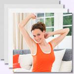 weiter zu - Übungen, die den Rücken entspannen
