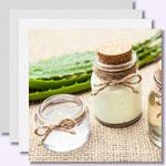 weiter zu - Aloe Vera Kosmetik selber machen