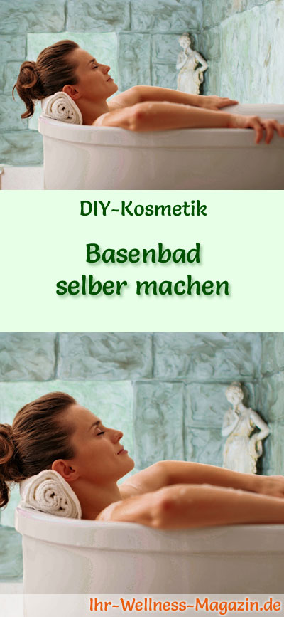 basenbad selber machen diy rezept. Black Bedroom Furniture Sets. Home Design Ideas