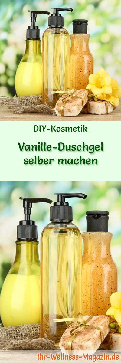 vanille duschgel selber machen rezept und anleitung. Black Bedroom Furniture Sets. Home Design Ideas