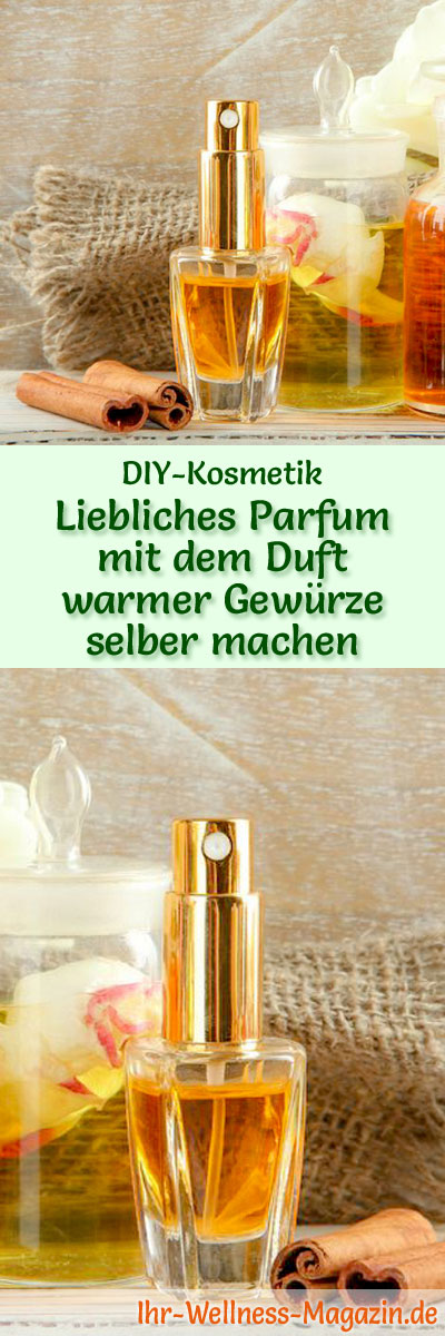 parfum rezept feminines liebliches parfum mit dem duft warmer gew rze eigenes parfum selber. Black Bedroom Furniture Sets. Home Design Ideas