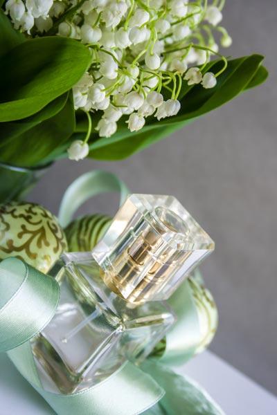 Eigenes Parfum selber mischen: Frisch blumiges Parfum mit Maiglöckchenduft
