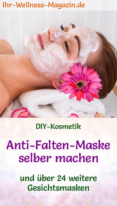 anti falten maske selber machen rezept und anleitung. Black Bedroom Furniture Sets. Home Design Ideas