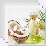 zur Bildergalerie - Kokosöl Kosmetik selber machen