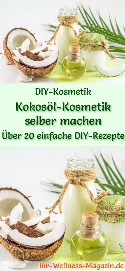 kokos l kosmetik selber machen 25 rezepte und anleitungen. Black Bedroom Furniture Sets. Home Design Ideas