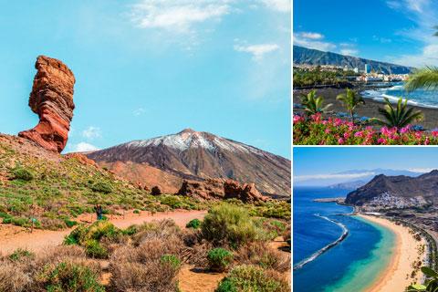 Die Insel Teneriffa - Bilder der Sehenswürdigkeiten Teneriffas