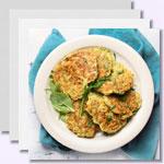 weiter zu -Herzhafte Protein-Pancakes