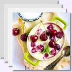 weiter zu -Süße Quarkauflauf-Rezepte
