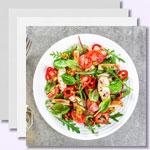 weiter zu -Eiweißreiche Salat-Rezepte