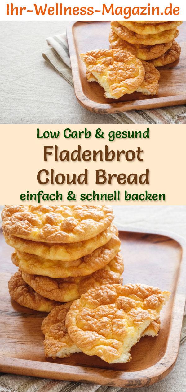 low carb fladenbrot cloud bread rezept zum brot backen. Black Bedroom Furniture Sets. Home Design Ideas