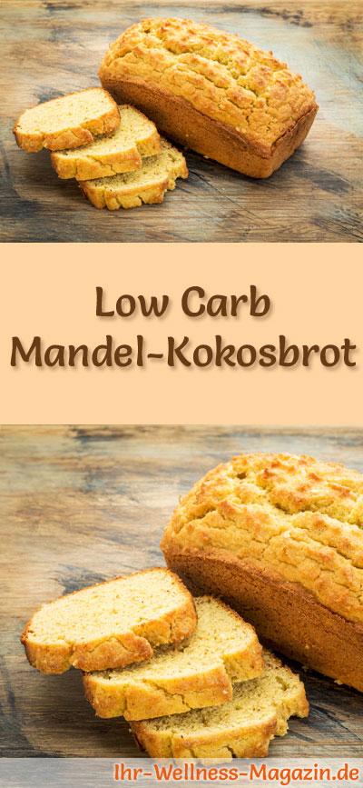 low carb mandel kokosbrot rezept zum brot backen. Black Bedroom Furniture Sets. Home Design Ideas