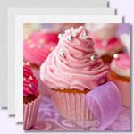 Low Carb Cupcake-Rezepte