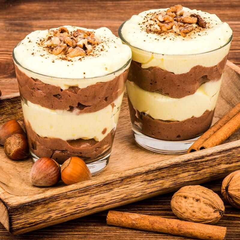 14 Rezepte Für Low Carb Schoko Desserts Gesunder Nachtisch