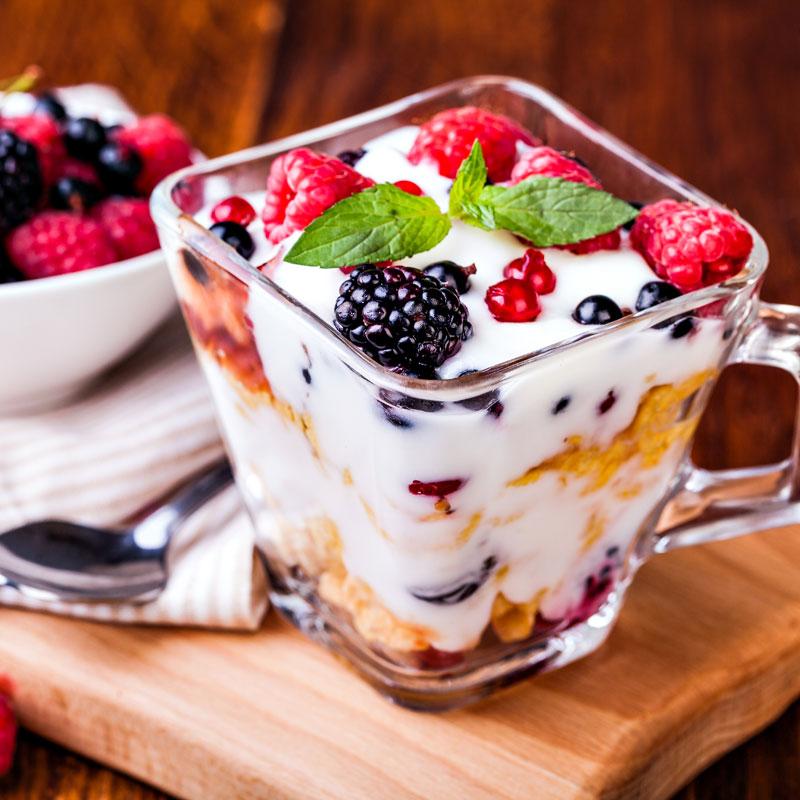 12 Rezepte Fur Low Carb Eiweiss Desserts Gesunder Nachtisch