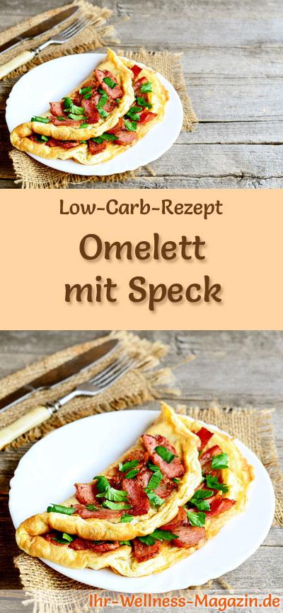 low carb omelett mit speck fr hst ck. Black Bedroom Furniture Sets. Home Design Ideas