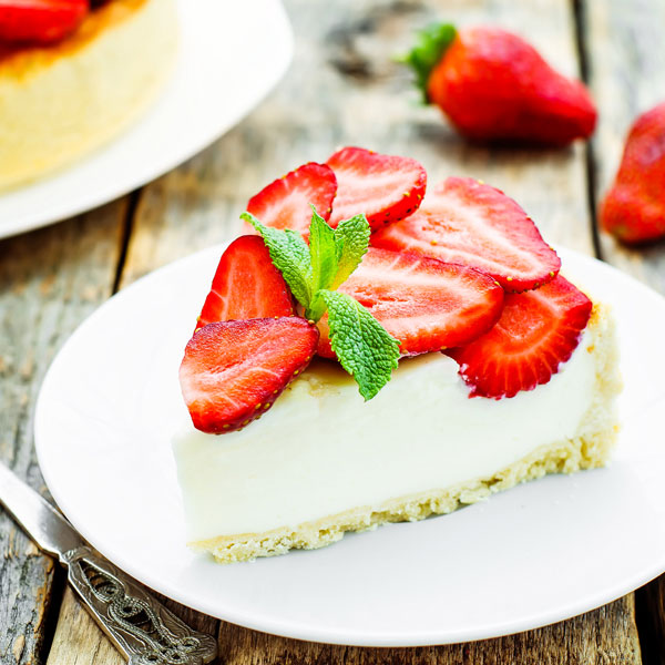 schnelle joghurt torte