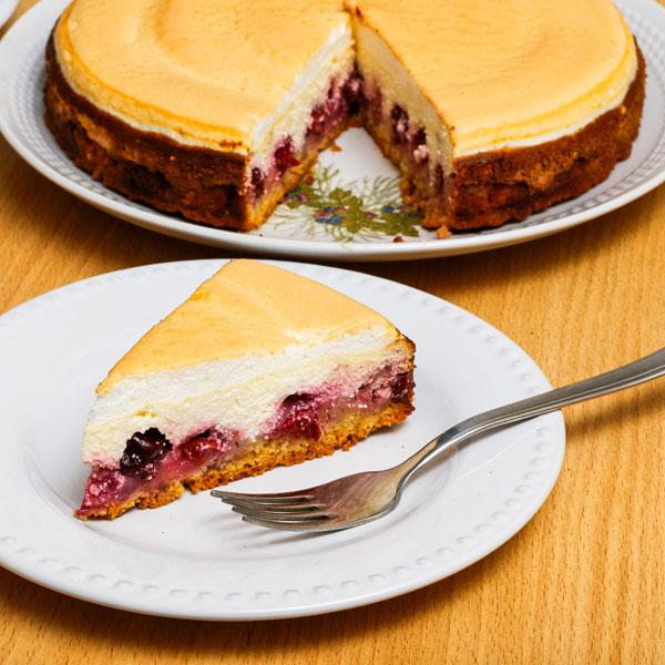11 Leichte Low Carb Kirschkuchen Rezepte Ohne Zucker