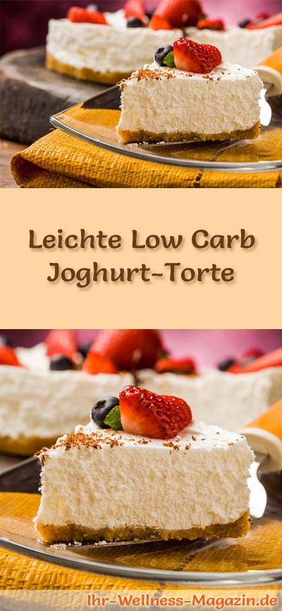 leichte low carb joghurt torte rezept. Black Bedroom Furniture Sets. Home Design Ideas